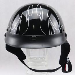 Descuento m seguridad El casco de seguridad profesional de Harley del casco de la motocicleta de la bici del interruptor al por mayor-libre del envío aprobó el casco de seguridad