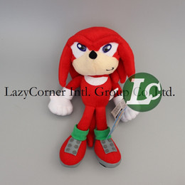 Wholesale cm Sonic The Hedgehog Plush Doll Sonic Plush Doll Toy Sonic The Hedgehog Toy Plush Doll Toy