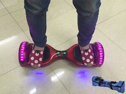 LED Balance Scooter Bluetooth Unicycle Elcetric 2 Wheel Scooter Smart Electric Self Balancing Scooter Hoverboard Unicycle Balance Car