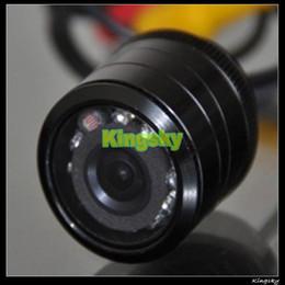 Waterproof Car Rear View Parking Reverse Color Camera 9 IR Infrared LED Sensor