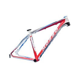 Wholesale MOSSO Lightest Bike Frame Vintage Aluminium Bike Frame Cheap Price Mountain Bike Frames for Sale XC5