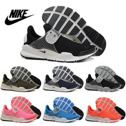 Wholesale Nike Men s Women s Fragment x Nike Sock Dart Running Shoes Original Men s Womens Cheap Best Tennis Jogging Shoes