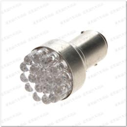 Hotsale 50pcs 1156 1157 19 LED Light Auto Lamp Tail Bulb Turn Light Brake Parking Light Led Bulbs S25 19 SMD