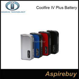Wholesale Innokin Coolfire IV Inoltre W Box Mod Costruito nel mAh batteria fredda Fuoco Plus Ecigarette Mod originale