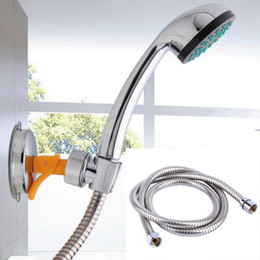 Wholesale Bathroom Accessories Bathing Sets cm Metal Flexible Durable Stainless Steel Pipe Innovation Shower Hose For Baths
