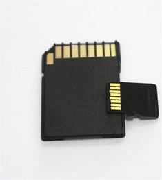 Dhl de la tableta de 8 gb en Línea-DHL nave 100pcs tarjeta verdadera SDHC sdxc de la tarjeta del SD 8GB C-10 SD en rojo para la PC de Smartphone / tableta para la Navidad Víspera de Todos los Santos