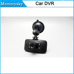 Wholesale GS8000L Novatek quot HD P Car DVR Vehicle Camera Video Recorder Dash Cam DVR Night Vision in stock C