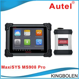 Wholesale Original AUTEL MaxiSYS Pro MS908 AUTEL MaxiDas Maxisys pro DS708 Diagnostic System with WiFi MS908P