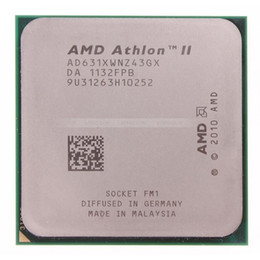 Wholesale Not a Brand New AMD Athlon II X4 Ghz Socket FM1 Quad Core MB L2 W TDP