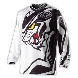 Wholesale Brand New Men Motorcycle Motocross outdoor DH Downhill MX MTB Free T shirt Jersey Jerseys Wear XS XXXXL