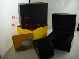 luxury Brand Watch Original Box Boxes Papers AAA Top Quality For Navitimer Flying B SuperOcean Emergency Watche