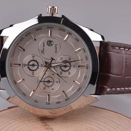 Wholesale Drop Shipping Best Gift Men s Luxury Watches for men wristwacth BEINUO positive brand belt couple watch business men quartz watch Newest