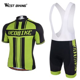 Wholesale-Pro Cycling Jerseys Roupa Ciclismo Men Summer Breathable Racing Bicycle Clothing GEL Pad Race Bib Pants MTB Bike Cycling Jersey