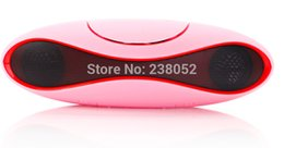 Wholesale ccessories Parts Speakers Mini Portable Stereo Bluetooth Speaker For Laptop PC Outdoor Wireless Mobile Phone Audio Blue Tooth Speaker Wit