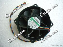 Cooling Fan For SUNON KDE1209PTVX Server Round Fan 13.MS.B2623.AF.GN DC12V 4.4W 270mm 4-wire 4-pin connector