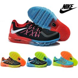 Wholesale Nike Air Max Children Shoes Boys Girls Running Shoes Baby Sneakers Cute Kids Original Size C Y Sport Shoes