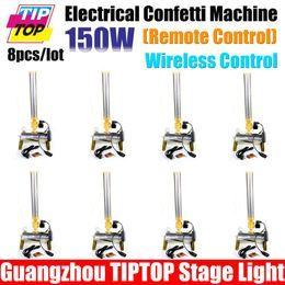 Wholesale Big Discount W Remote Confetti Machine Wedding Paper Machine For Stage Wedding Electrical Confetti Cannon V V