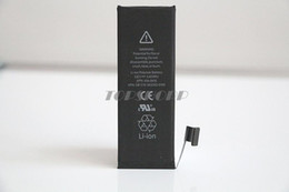 Wholesale Original AAAAA Quality Built in Internal Li Li ion Replacement Battery For iphone S S S C G mah mah mah mah mah