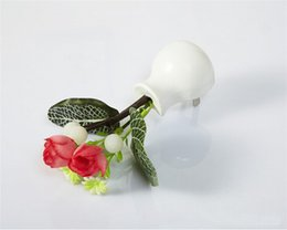Wholesale Novelty Items Light Sensor Control Avatar Romantic Atmoshpere Night LED Mushroom Lamp