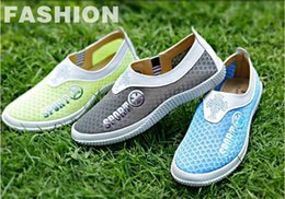 Wholesale Fashion Men tennis shoe loafer shoe van beach shoes Slippers