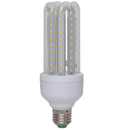 E27 ce smd à vendre-Lumière de maïs LED E27 16W SMD LED Ampoule Lampe Cool Blanc / Blanc Chaud Super Luminosité vitrée Sauvage Maïs Lumière CEROHS