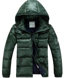 Wholesale Men Casual Down Jacket Coats Mens Outdoor Fur Collar Warm Feather dress Winter Coat outwear outer wear JACKETS AL399