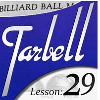 Wholesale Dan Harlan Tarbell Billiard Ball Manipulation only magic teaching video Send via email Mentalism magic