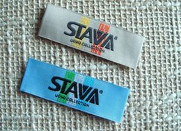 Wholesale Custom garment tags Make your logo labels and tags for clothing with your own logo