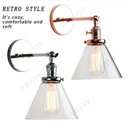 Vintage lights Retro Style Lamps Glasses Lamps Industry Style lamps Edison Bulb Pendant lights Wall lamps