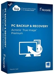 Wholesale Acronis True Image V18 with mounting video