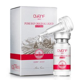 Wholesale QYANF EGF Original Liquid Skin Hydrating Serum Hyaluronic Liquid Moisturizing Toner Face Whitening Anti aging Skin Care Acid