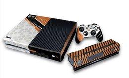 ¡Tan fresco !! ~ Etiquetas engomadas de la piel de la etiqueta del juego de Titanfall para Xbox One Console + 2Pcs Etiquetas engomadas para XboxONE Controller + 1Pcs etiqueta engomada para Kinect supplier xbox kinect controller desde controlador de xbox kinect proveedores