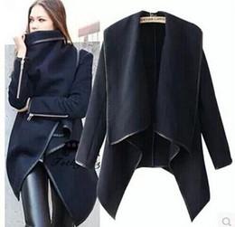 best-selling Fashion Womens Slim Wool Warm Long Coat Jacket Trench Windbreaker Parka Outwear