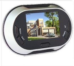 """3.5"""" LCD Screen 300KP Digital Door Bell Doorbell Peephole Viewer Security Camera Video Door Phone Video Intercom Door Camera"""