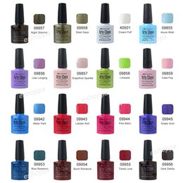 Wholesale gel cover Eco Friendly Harmony Arte Clavo Any Colors Nail Polish UV Gel Polish Remover Cosmetic Nail Polish