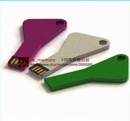 Wholesale Hot Key Style GB GB GB GB USB flash drives Memory Sticks Pen Drives Disk pendrives retail package free drop