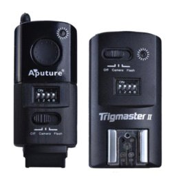 Wholesale Trigmaster II wireless flash for sony G MXII s form aputure Shutter Release Cheap Shutter Release Cheap Shutter Release