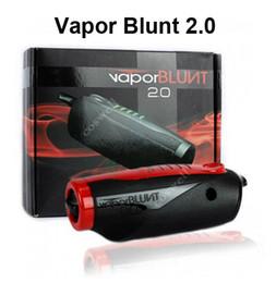 VaporBlunt 2.0 Vaporizer Kits Vapor Blunt 2.0 Dry Herb Atomizer Dry Herb Wax Vaporizer Herbal Vaporizer Pen E Cigarette Starter Kits
