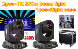 Wholesale W R Sharpy Beam Moving Head Light pro stage lighting DMX channels WITH PHASE MOTOR LENS TOUCH SCREEN