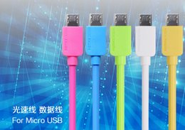 Wholesale Original Remax USB Cable Mobile Phone High Speed Micro USB cable Fast Charging Data Strong Best Sync Micro USB Cable for samsung smart phone