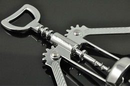 wine opener Simple corkscrew Red wine corkscrew high quality wedding gifts corkscrew Top selling