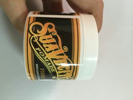 Wholesale Drop Ship Suavecito Pomade Strong style restoring ancient ways is big skeleton hair slicked back hair oil wax mud