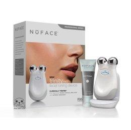Wholesale Nuface Trinity Pro Facial Toning Device Kit White pink Brand New Sealed