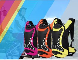 Wholesale Top Quality L Waterproof Bicycle Bike Shoulder Backpack Ultralight Sport Outdoor Cycling Riding Travel Mountaineering Hydration Water Bag