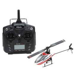 Walkera super en Ligne-Origine Walkera super CP helicoptero 2.4G 6-CH 3D 3-Axis Helicopter Flybarless RTF RC avec DEVO-7 / 7E Transmetteur pour $ 18Personne piste