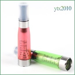 Wholesale E cig wickless Colorful ce5 atomizer ml upgrade ce4 tank for ego EGO T series battery electronic cigarette