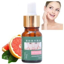 Wholesale-2Pcs Face Lift Firming Oil Skin Care Slimming Oil face care Anti-wrinkle Whitening Moisturizing Slimming Cream Slimming Product