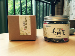 Wholesale Health Three Piece Suit Jasmine Jasmine Chrysanthemum Green Non Pullution Health Care Fragrant Gift Box Scented Tea