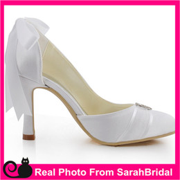 Wholesale Wedding Bridal Dance Dress Shoes For UK Womens Brides Evening Prom Party Bridesmaid Elegant Boho Chic Hand Custom Made Ladies Pumps Sandals
