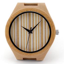 Wholesale 2015 New Fashion Bamboo Watch Analog Elegant Unisex Wooden Watches Casual Quartz wrist watch For Men Women gifts Accept Customization OEM